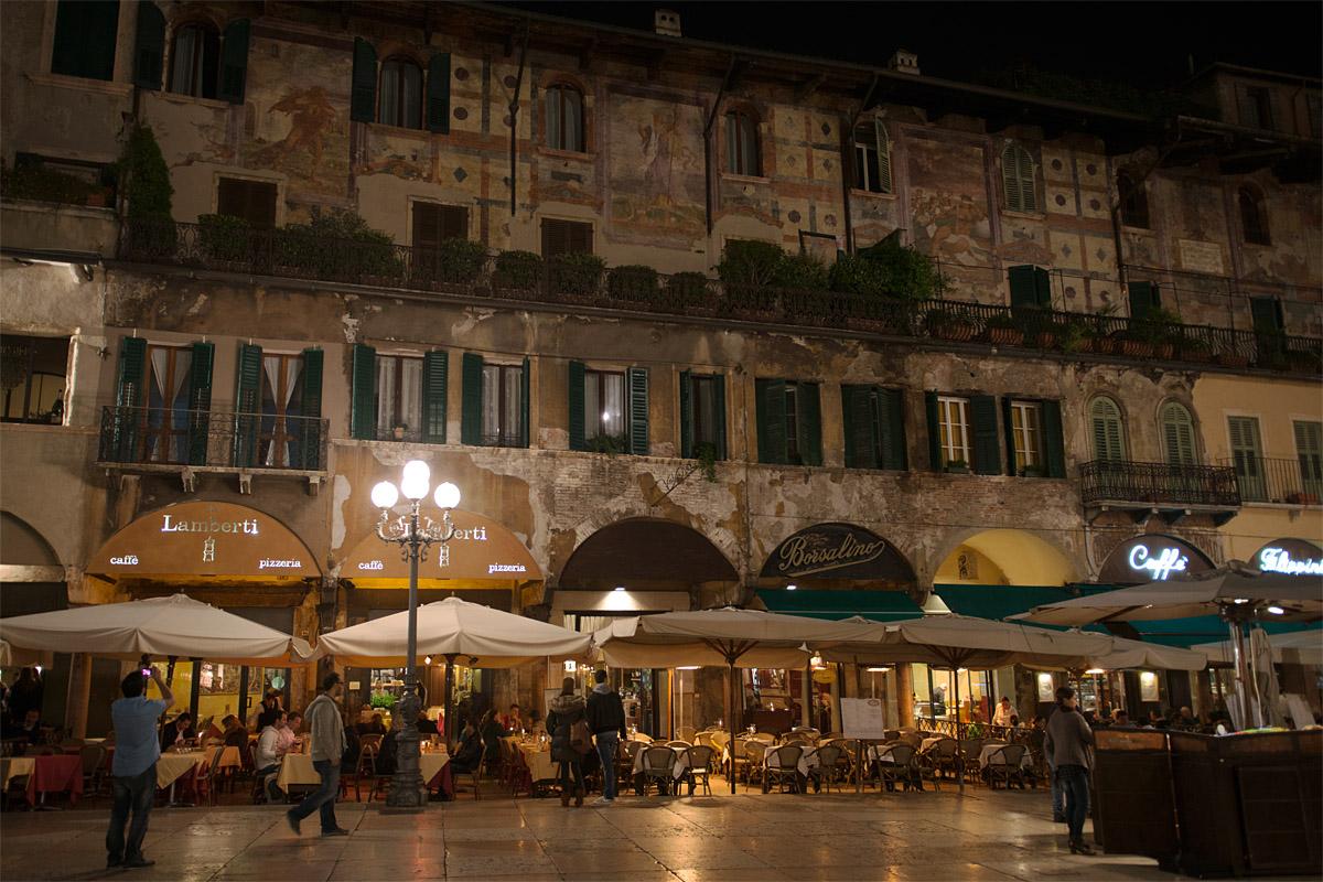 Verona Gece Hayatı